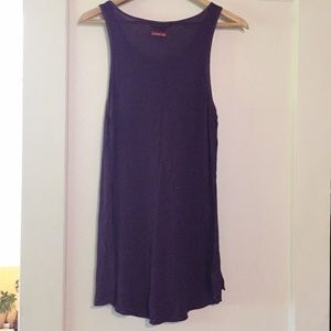Hard Tail Tops - Cute purple tank or coverup by Hardtail Yoga